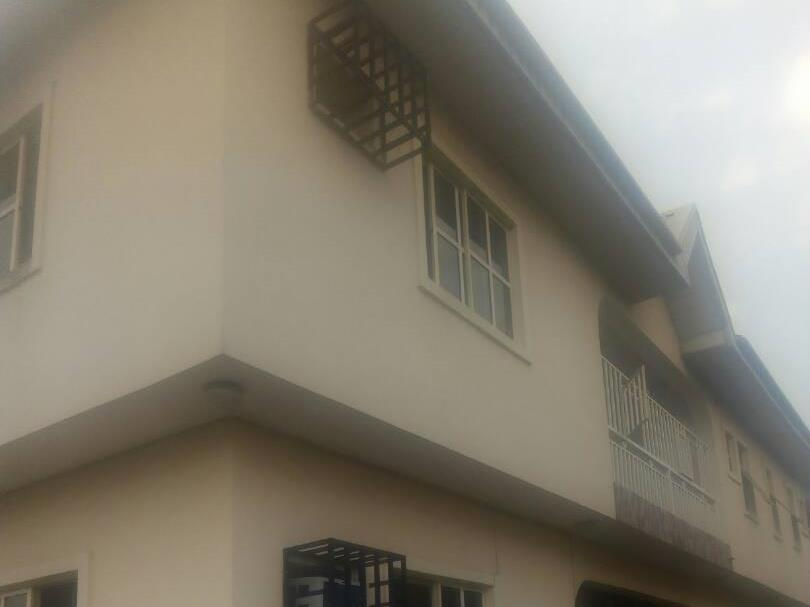 Distress sale : 71M , 4 units of 3bdrm flat on 750sqm land with Governor, Graceland Estate  ,Ajah